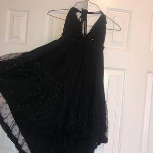 Not so basic black dress